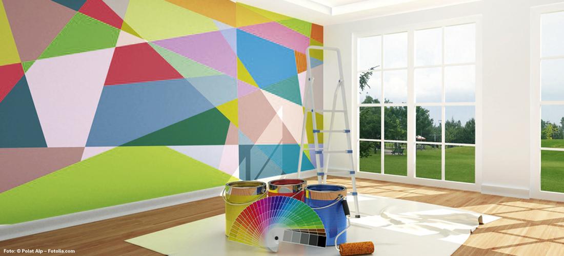 Gestalten Sie Ihre Wände mit unseren Deko-Tipps