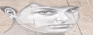 Kaspar Harnisch Straßenmalerei