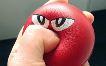 kaspar harnisch graz basteln stressball stressbälle